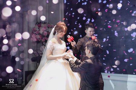 佑&琪-婚禮記錄-橋園飯店