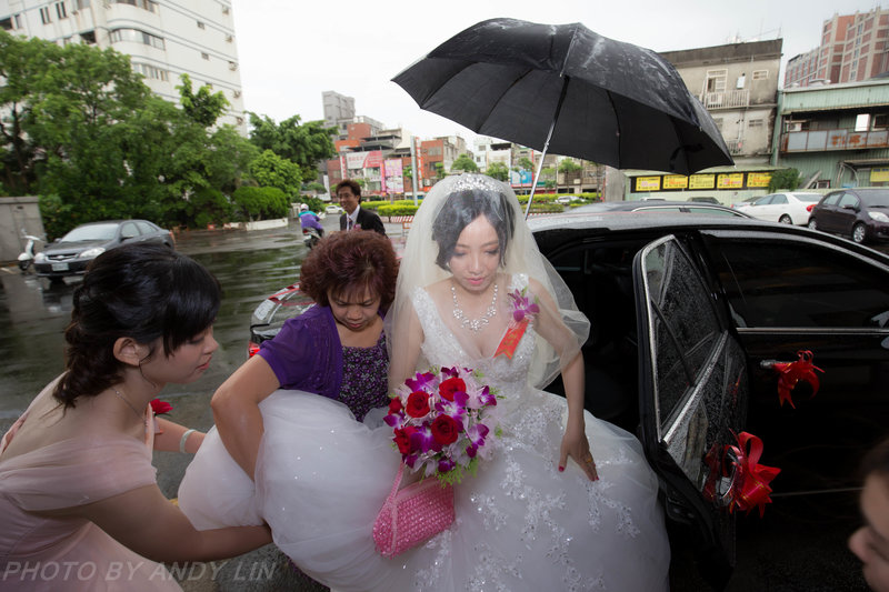 MOMO&ANDY婚禮紀錄