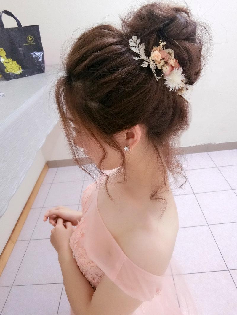 單妝新娘秘書作品