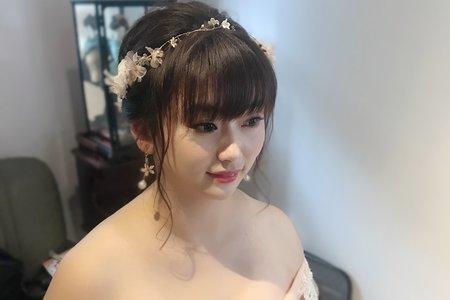 嘉義新秘~佩萱結婚