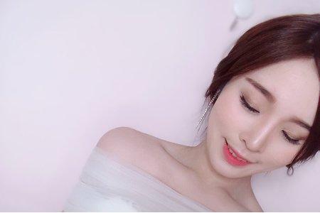 韓風妝感造型
