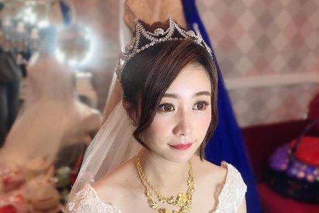 台南新秘~結婚進場