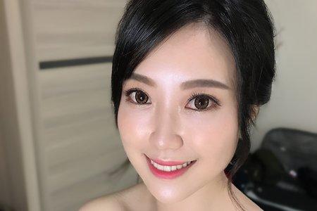 斗南新秘~透亮精緻質感妝容