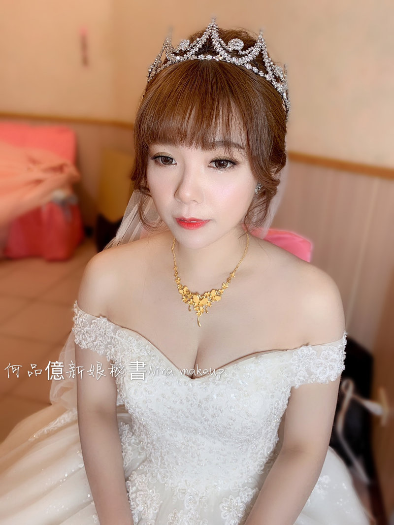 結婚新娘秘書作品