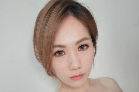 自然韓風妝感