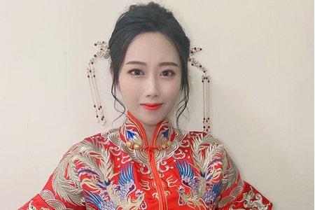 婚宴新秘~龍鳳褂禮服