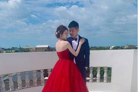 雲林新秘~訂婚儀式造型