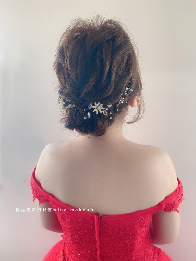 [振興方案]新娘秘書作品