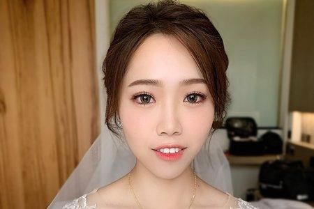 嘉義新秘~韓系妝容