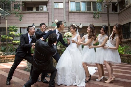 Jason &  Mavis   婚禮紀實