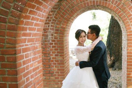 Kai & Lucy  白屋  戶外婚禮