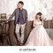 現代法國MF WEDDING │自主婚紗(編號:460188)