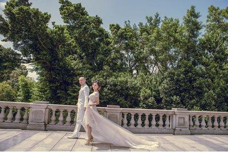現代法國MF WEDDING │自主婚紗 2