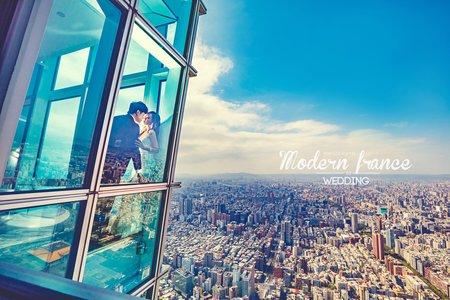 現代法國MF WEDDING │101婚紗