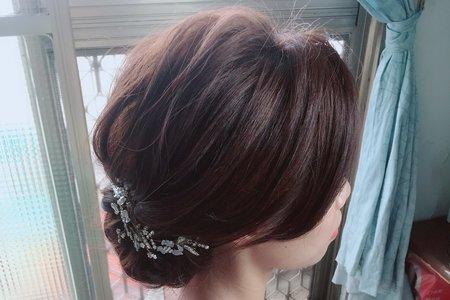 郭秀❤️訂婚單妝服務