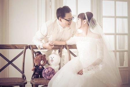 【WH婚紗客照】 芳&翔