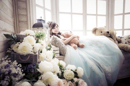 WH個人婚紗 Jasmine