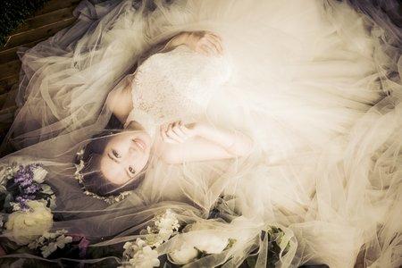 WH韓風婚紗-貴驊