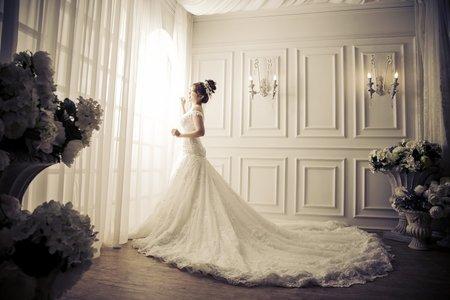 WH韓風婚紗-麗萍