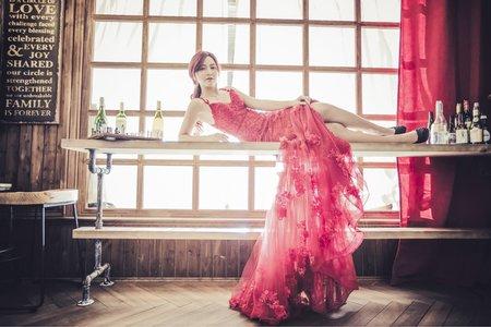 WH韓風婚紗-小蕾