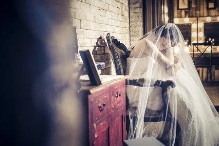 WH韓風婚紗-怡如