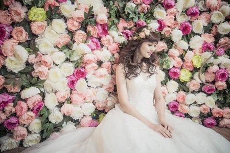 WH韓風婚紗-Berry