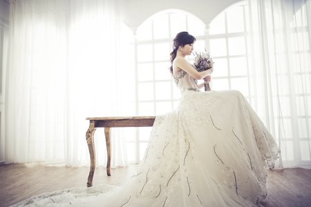 WH個人婚紗 羊仔