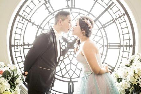 WH韓風婚紗客照-沛盈