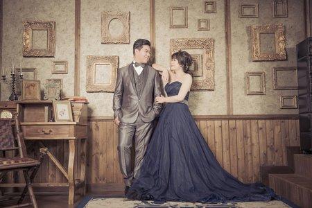 WH韓風婚紗客照-佳琪&家豪