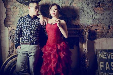 WH韓風婚紗客照- 奇惠&昌耀