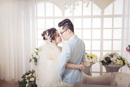 WH韓風婚紗客照-怡如+銘鴻