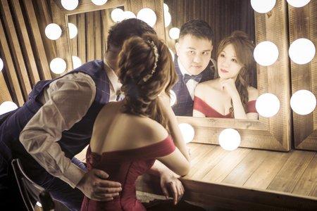 WH韓風婚紗客照-培馨&凱翔