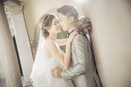 WH韓風婚紗客照-兆旼&爵豪