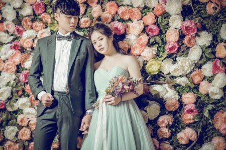 WH韓風婚紗客照-佩伶&騏緯
