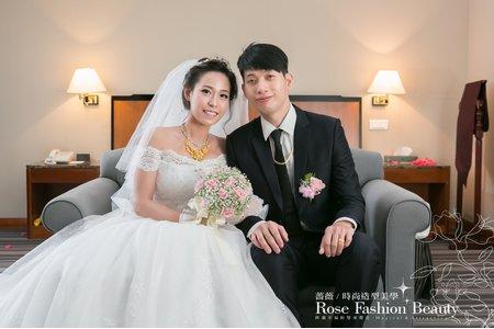 明毅&敏詩--結婚