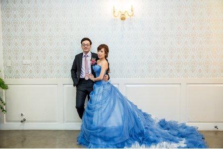 昀澍&雅靖 婚禮紀錄@台南婚攝-台南自宅+富霖華平館