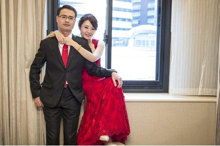 國志&玉婷 文定紀錄@台北婚攝-台北兄弟大飯店