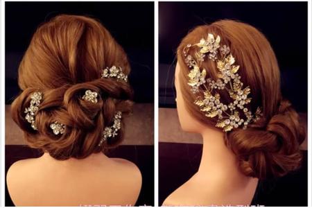 新娘髮型設計