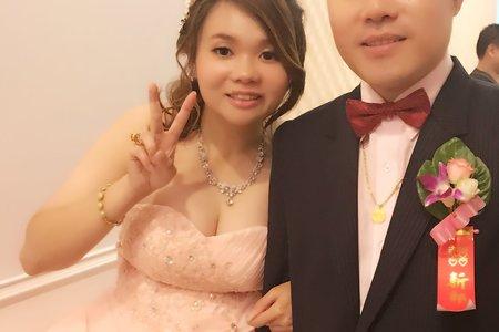 Mindy 結婚晚宴