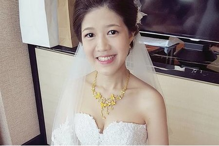 20161105淳華結婚