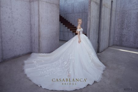 Wataya Wedding x Casablanca Bridal