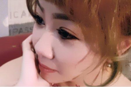 甜美大眼/白紗造型