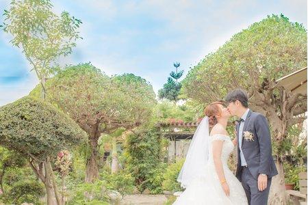 陳俊達❤️林怡君wedding