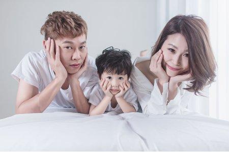 全家福-Kerwin&Yuki&Owen