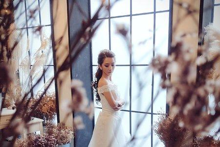 自助婚紗 bride 小卉