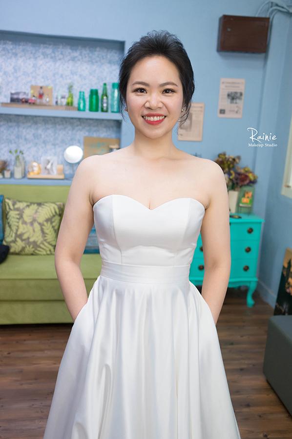 婚禮造型服務方案:單妝造型作品