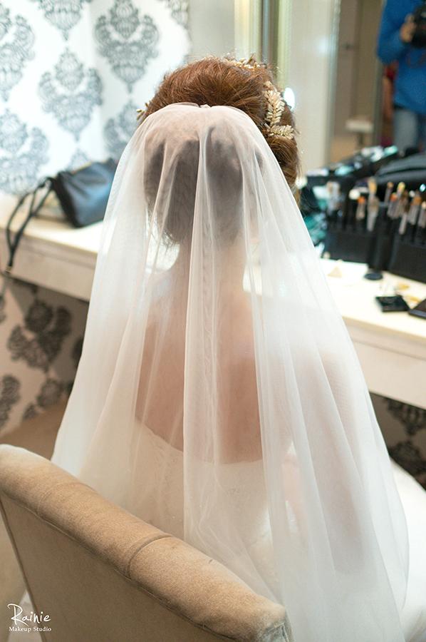 婚禮造型服務方案:儀式+午宴作品