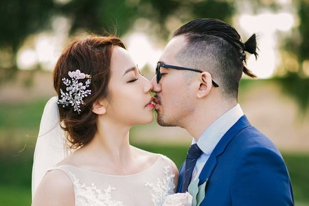 [Rainie Bride]  舊金山婚禮