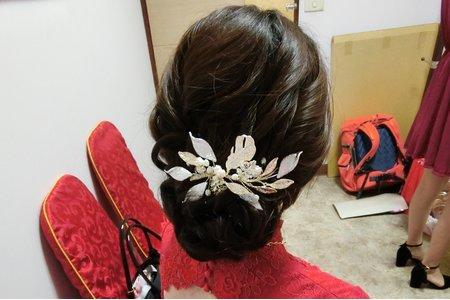 婚禮造型~雅鈴