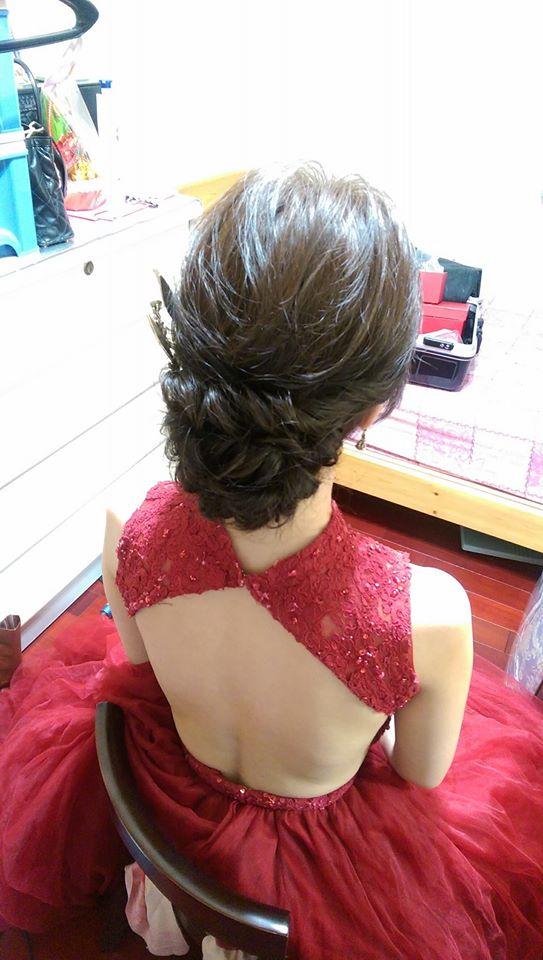 現場作品(編號:551783) - Fanny makeup & hairs - 結婚吧